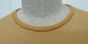 セーターのオーダーメイド