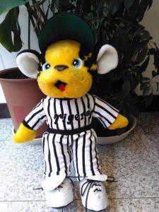 イケメンに仕上った人形