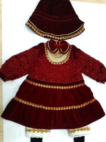 人形服のリフォーム