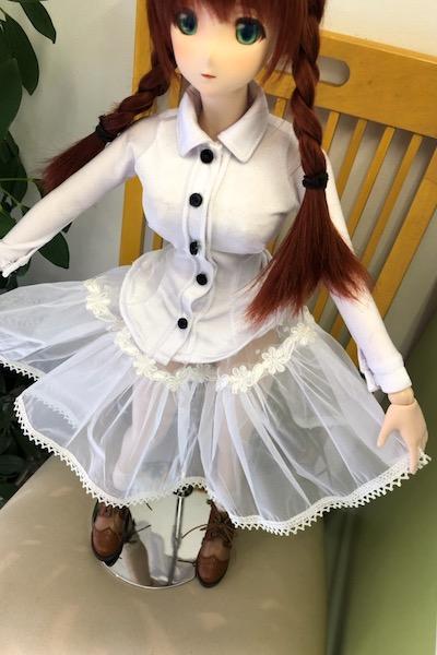 フィギアの洋服リフォーム