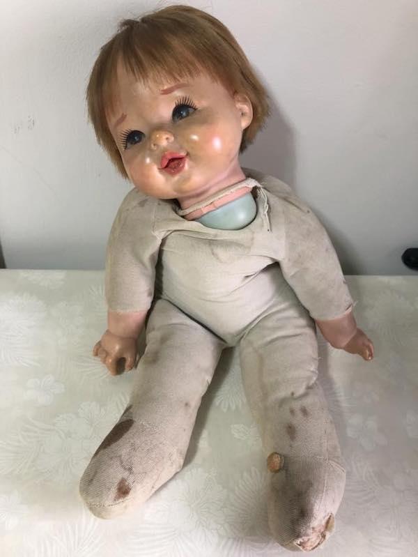 昭和45年に授かった人形