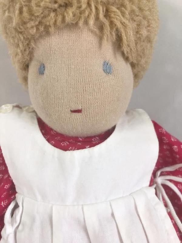 ドイツ🇩🇪生まれの人形