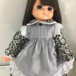 人形の服の制作