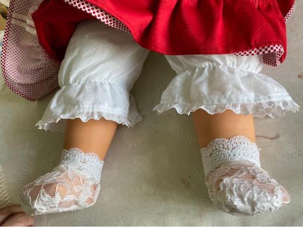 靴下とアンダーパンツも可愛い