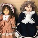 アフター 実は寂しがると可哀想なのでと、お姉ちゃんお人形も一緒に届きました。お姉ちゃんお人形も変身しましたよ。そちらもご覧下さいね。